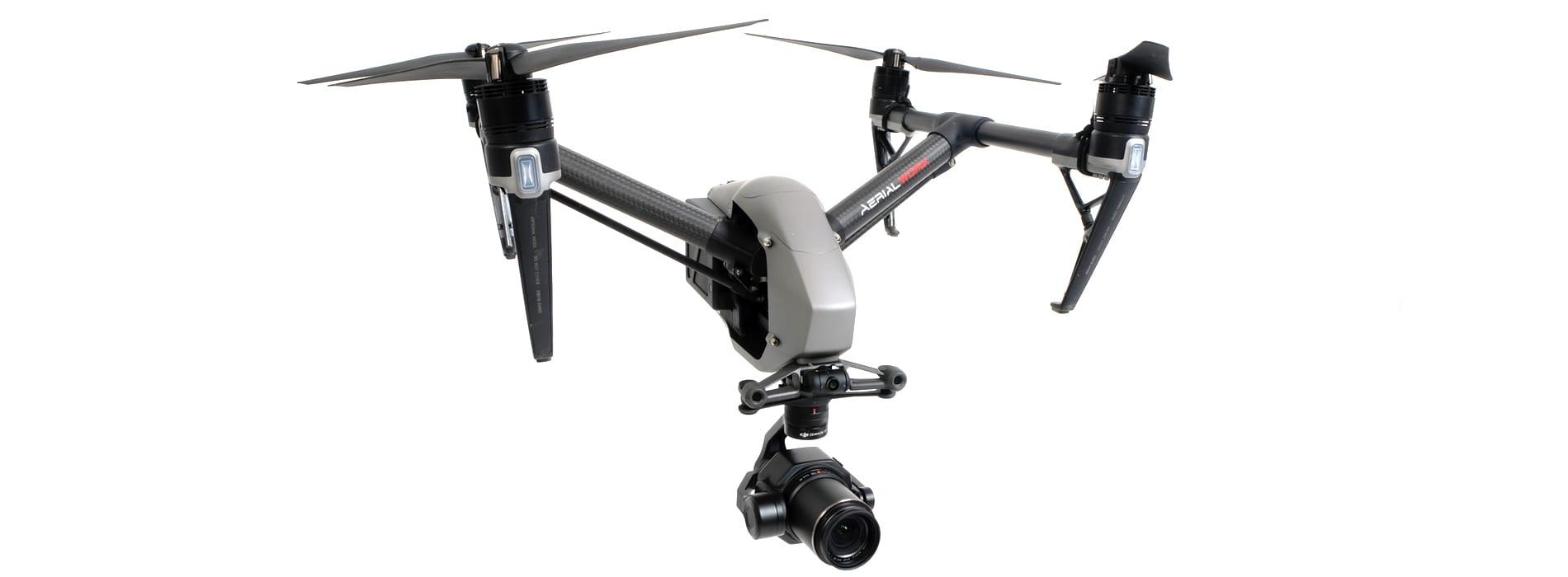 Aerialworx Dji Inspire 2 Quadcopter Drone