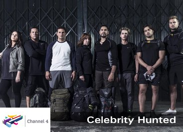 Drone Company Celebrity Hunted - UK Wide Coverage